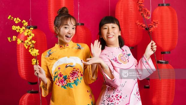 Năm mới ngồi nghe đôi bạn thân cực nhắng Kaity Nguyễn - Trang Hý tố nhau cười bể bụng - Ảnh 3.