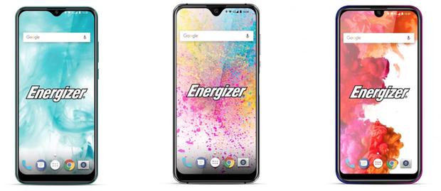 Energizer sẽ ra mắt smartphone có pin 18000mAh, dùng mòn mỏi mới phải cắm sạc - Ảnh 2.