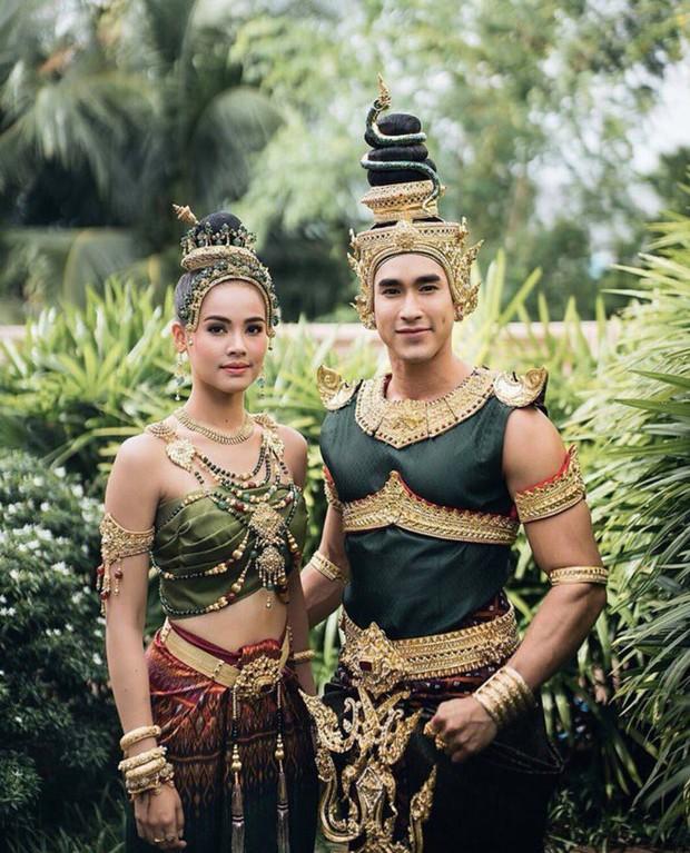 Ngạc nhiên chưa, 4 điều chưa từng có tiền lệ ở điện ảnh Thái đều hội tụ trong Nữ Thần Rắn 2 - Ảnh 2.