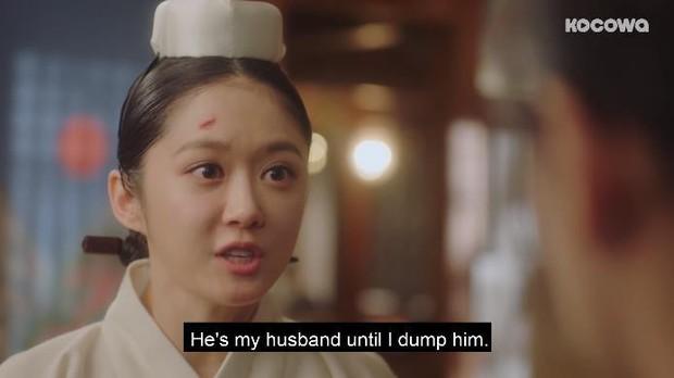 """Tuyển tập những màn """"khẩu nghiệp"""" xem mà rùng mình trong The Last Empress của Jang Nara - Ảnh 1."""