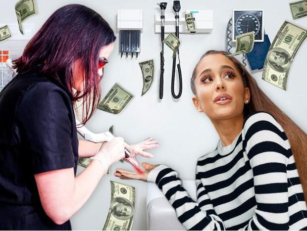 Nhận lời mời quảng cáo đá đểu vụ xăm tiếng Nhật sai nghĩa, Ariana Grande đáp trả cực gắt - Ảnh 2.