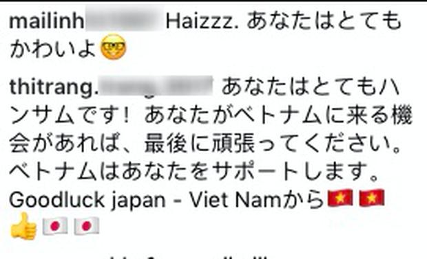 Trai đẹp Minamino Takumi gửi lời cảm ơn fan Việt Nam, khiến ai đọc cũng ấm lòng - Ảnh 8.