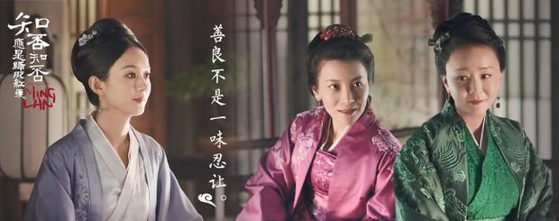 Phùng Thiệu Phong ơi, ra mà xem bà bầu Triệu Lệ Dĩnh trong Minh Lan Truyện khổ đến mức này đây! - Ảnh 1.