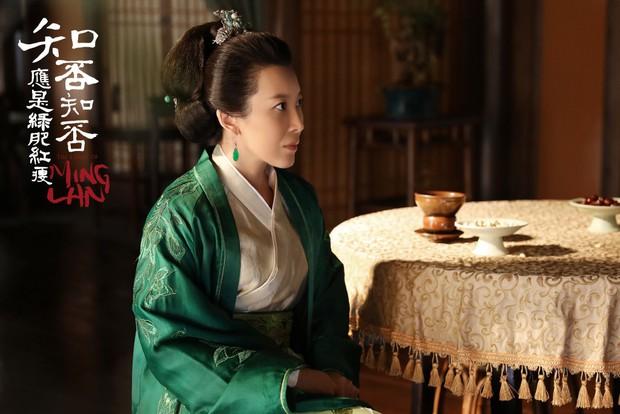 Phùng Thiệu Phong ơi, ra mà xem bà bầu Triệu Lệ Dĩnh trong Minh Lan Truyện khổ đến mức này đây! - Ảnh 10.