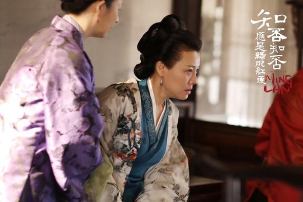 Phùng Thiệu Phong ơi, ra mà xem bà bầu Triệu Lệ Dĩnh trong Minh Lan Truyện khổ đến mức này đây! - Ảnh 8.