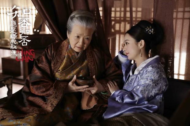 Phùng Thiệu Phong ơi, ra mà xem bà bầu Triệu Lệ Dĩnh trong Minh Lan Truyện khổ đến mức này đây! - Ảnh 11.