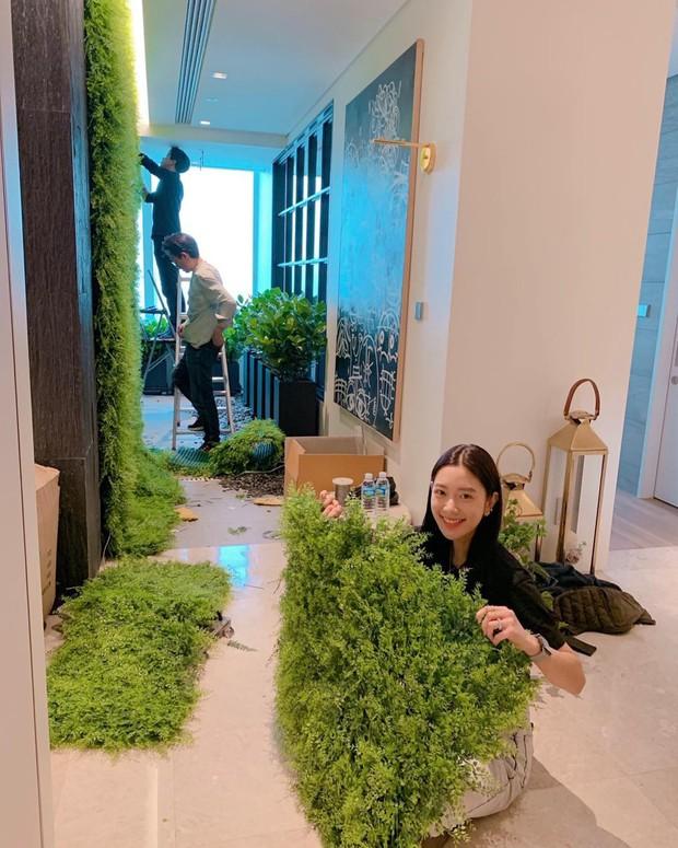 Ngày 30 Tết, Bom sex xứ Hàn vọt lên top 1 Naver vì khoe nhà triệu đô ở tòa cao thứ 5 thế giới sau khi cưới đại gia - Ảnh 5.