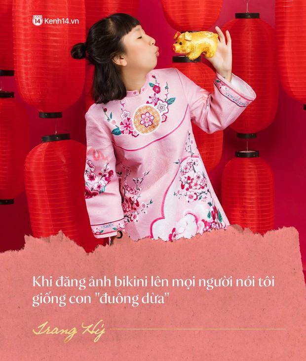 Năm mới ngồi nghe đôi bạn thân cực nhắng Kaity Nguyễn - Trang Hý tố nhau cười bể bụng - Ảnh 11.