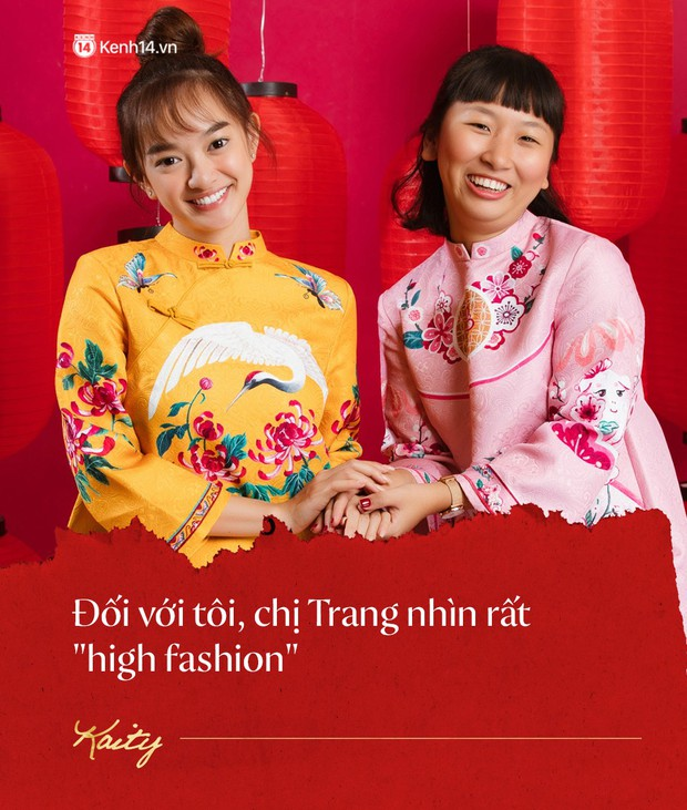 Năm mới ngồi nghe đôi bạn thân cực nhắng Kaity Nguyễn - Trang Hý tố nhau cười bể bụng - Ảnh 15.