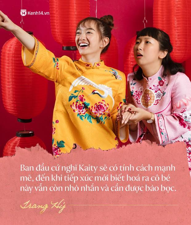 Năm mới ngồi nghe đôi bạn thân cực nhắng Kaity Nguyễn - Trang Hý tố nhau cười bể bụng - Ảnh 5.