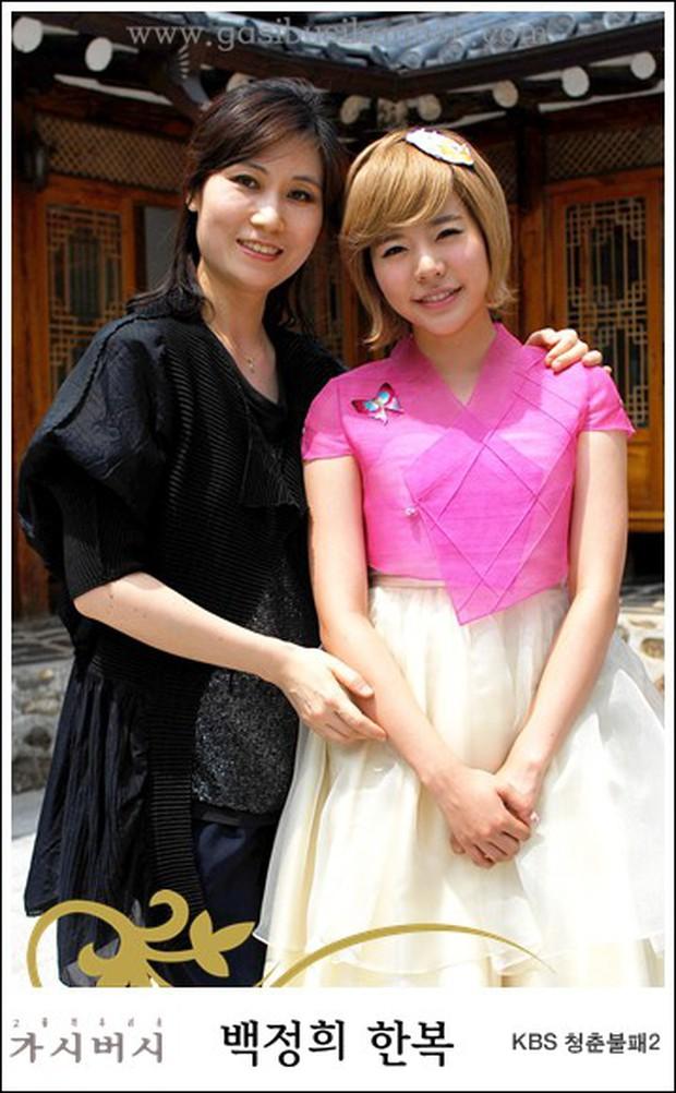 Đi tìm nữ Idol diện hanbok đẹp nhất trên show thực tế nhân dịp đầu năm mới - Ảnh 6.