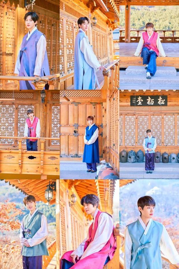 SNSD, BTS và dàn sao Hàn đồng loạt chúc Tết: Người bận bịu vẫn chụp ảnh tặng fan, người diện hanbok đón Xuân - Ảnh 16.