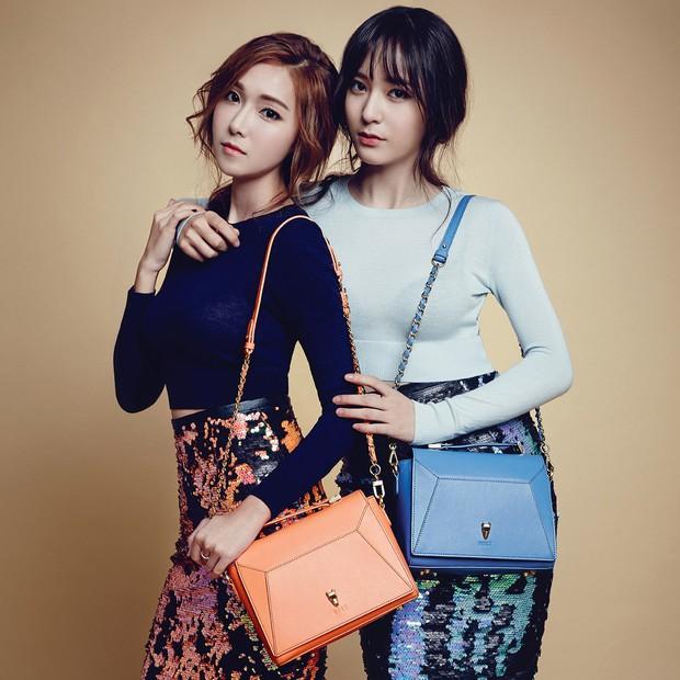 Sau Jessica - Krystal, xuất hiện thêm 1 cặp chị em cùng debut trong 2 nhóm nhạc Kpop đình đám - Ảnh 5.