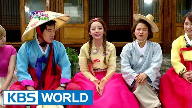 Đi tìm nữ Idol diện hanbok đẹp nhất trên show thực tế nhân dịp đầu năm mới - Ảnh 7.
