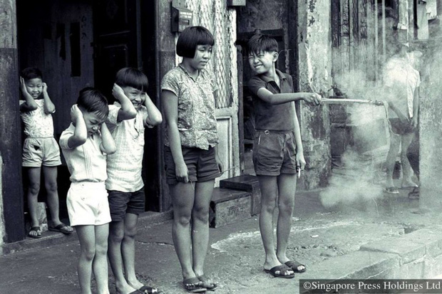 Hình ảnh người Singapore đón Tết âm lịch trong quá khứ và hiện tại - Ảnh 11.