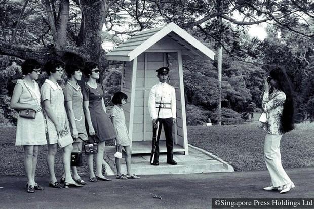 Hình ảnh người Singapore đón Tết âm lịch trong quá khứ và hiện tại - Ảnh 12.
