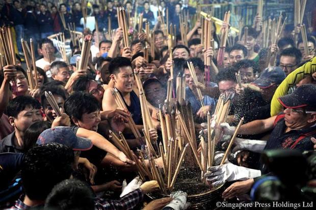 Hình ảnh người Singapore đón Tết âm lịch trong quá khứ và hiện tại - Ảnh 16.