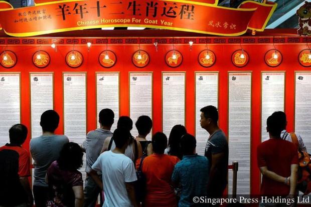 Hình ảnh người Singapore đón Tết âm lịch trong quá khứ và hiện tại - Ảnh 20.