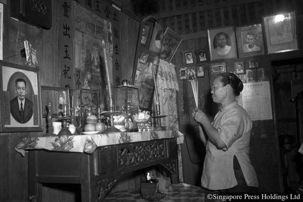Hình ảnh người Singapore đón Tết âm lịch trong quá khứ và hiện tại - Ảnh 3.