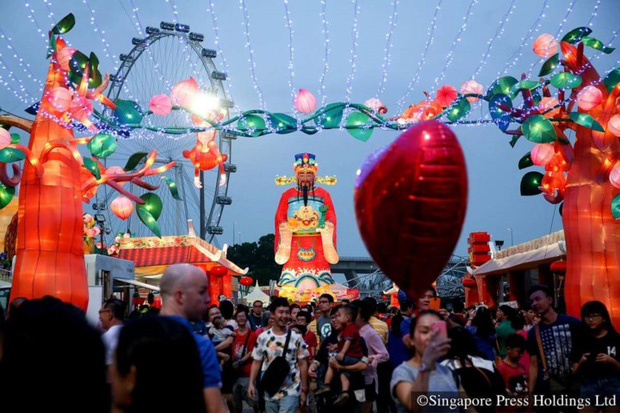 Hình ảnh người Singapore đón Tết âm lịch trong quá khứ và hiện tại - Ảnh 21.