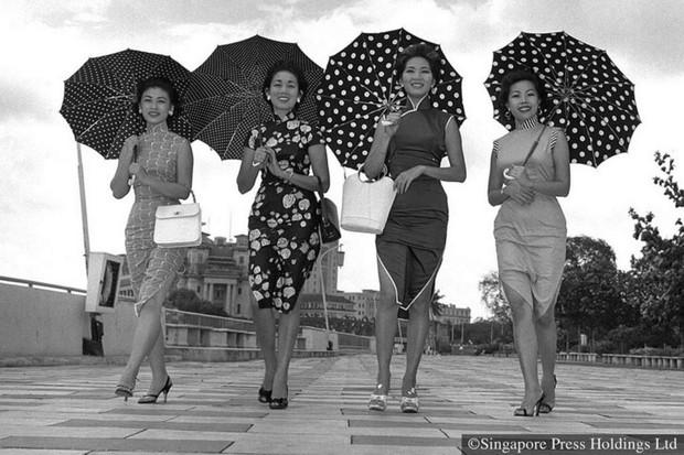 Hình ảnh người Singapore đón Tết âm lịch trong quá khứ và hiện tại - Ảnh 6.