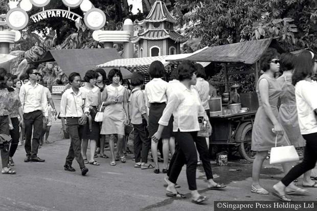 Hình ảnh người Singapore đón Tết âm lịch trong quá khứ và hiện tại - Ảnh 9.