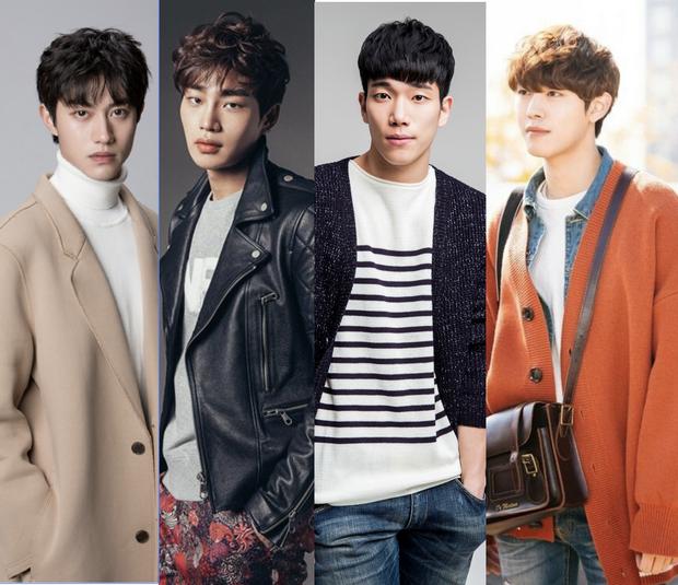 4 nam diễn viên Hàn được kì vọng kế vị Song Joong Ki, Park Bo Gum trong năm 2019 - Ảnh 1.