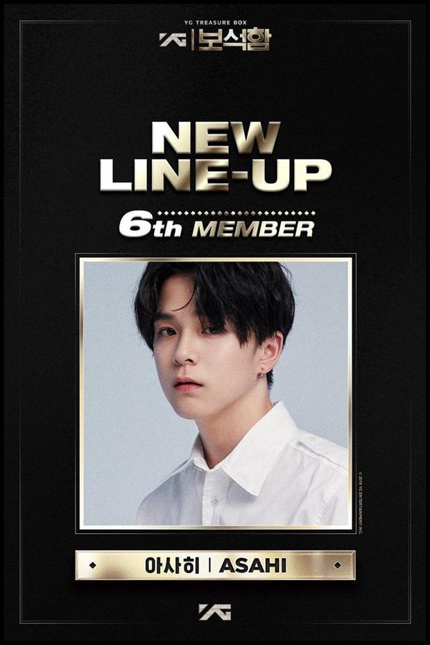 Boygroup Hàn - Nhật nhà YG chính thức hoàn thiện đội hình, sẵn sàng chinh chiến đường đua Kpop rồi đây! - Ảnh 1.
