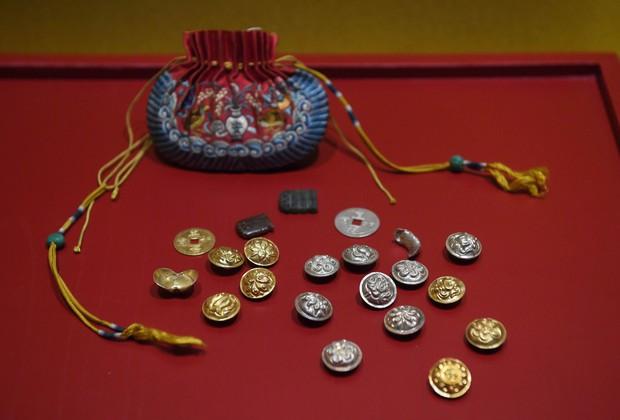 Phong tục đón Tết Nguyên Đán bên trong Tử Cấm Thành của các vị vua nhà Thanh - Ảnh 3.