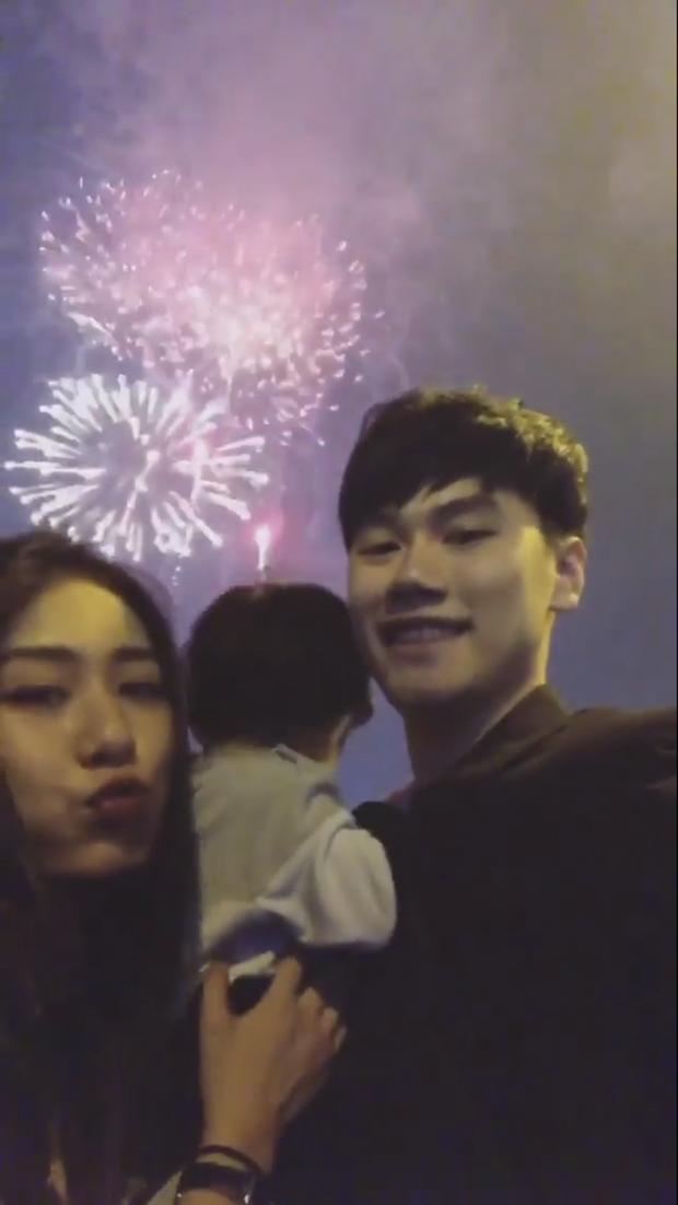 Hotboy, hotgirl Việt háo hức chia sẻ những khoảnh khắc đầu tiên của năm 2019 - Ảnh 22.