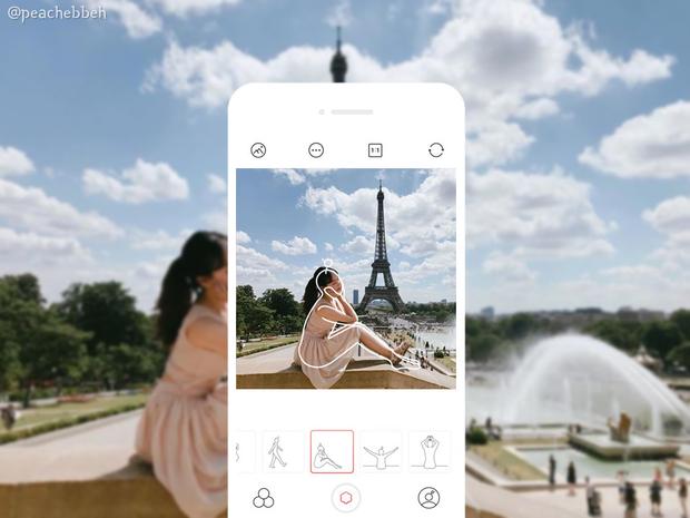 Tạo dáng xinh chụp Tết với app sống ảo chuẩn Hàn Quốc cực độc, dẫn đầu trend mới ăn đứt cả VSCO - Ảnh 3.