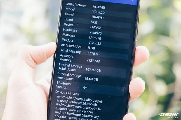 Smartphone năm 2019 sẽ như thế này đây: Trên tay Huawei Nova 4 với màn hình đục lỗ - Ảnh 10.