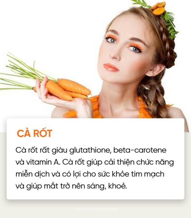 Chăm ăn những loại thực phẩm này sẽ giúp cơ thể bạn tự detox mỗi ngày - Ảnh 9.