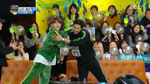 Cha Eunwoo từng tuyên bố muốn đánh bại đàn anh Chanyeol tại đại hội thể thao và kết quả là... - Ảnh 5.