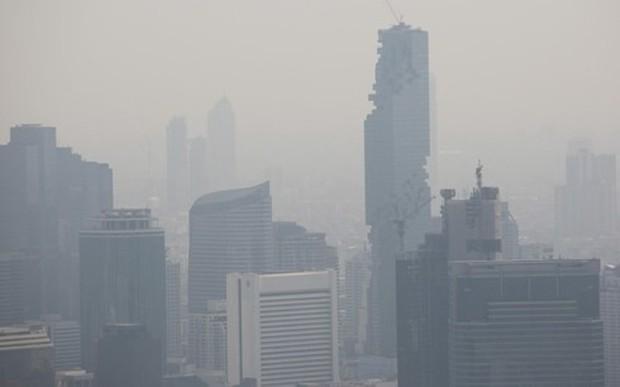Thái Lan tạm đóng cửa 600 nhà máy để giảm ô nhiễm không khí - Ảnh 1.