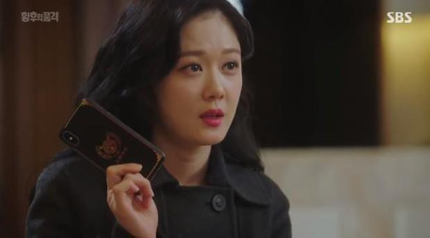 """Hoàng hậu Jang Nara """"chơi lớn"""": Dọa khui vụ ngoại tình vú em của thủ tướng Hàn trong The Last Empress - Ảnh 1."""