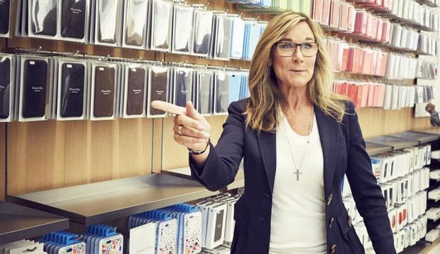 Sếp nữ duy nhất được trả lương cao gần gấp đôi Tim Cook tại Apple tuyên bố rời công ty - Ảnh 1.