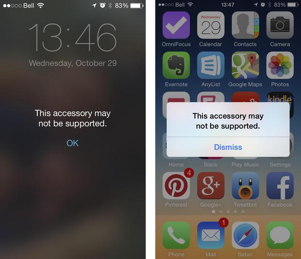 Apple bị kiện vì cố tình làm bộ sạc iPhone ngưng hoạt động để ép người dùng mua sạc mới - Ảnh 1.