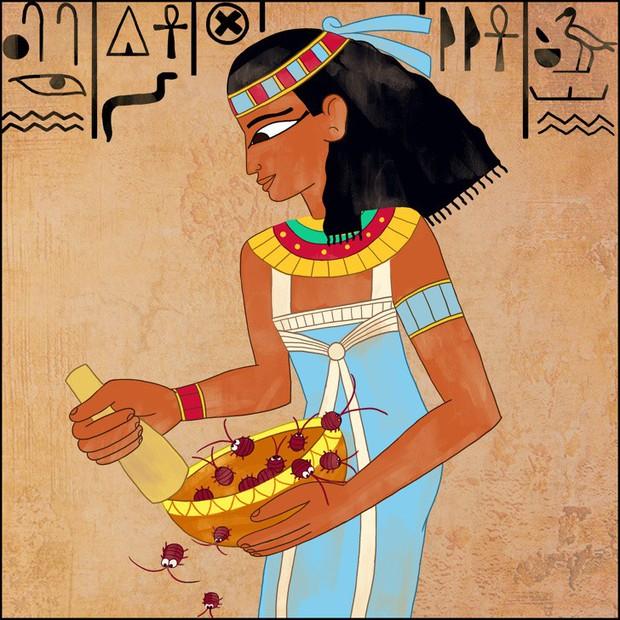 10 sự thật trời ơi tin được không rất ít người biết về Ai Cập thời cổ đại - Ảnh 1.