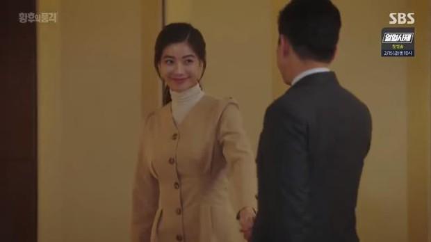 """Hoàng hậu Jang Nara """"chơi lớn"""": Dọa khui vụ ngoại tình vú em của thủ tướng Hàn trong The Last Empress - Ảnh 3."""
