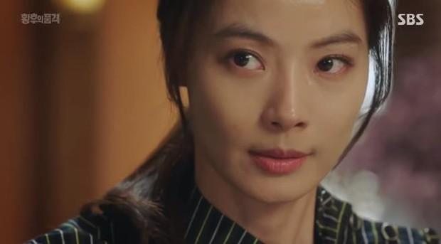 """Hoàng hậu Jang Nara """"chơi lớn"""": Dọa khui vụ ngoại tình vú em của thủ tướng Hàn trong The Last Empress - Ảnh 7."""