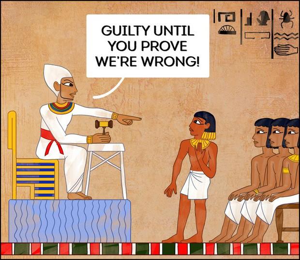 10 sự thật trời ơi tin được không rất ít người biết về Ai Cập thời cổ đại - Ảnh 9.
