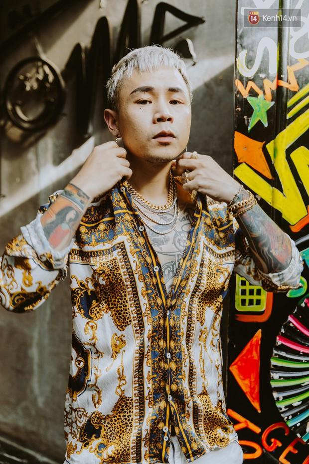 """Rapper Binz: Nhiều người khuyên tôi đừng nên sáng tác nhạc """"gắt"""" nữa nhưng đó mới là tôi - Ảnh 3."""