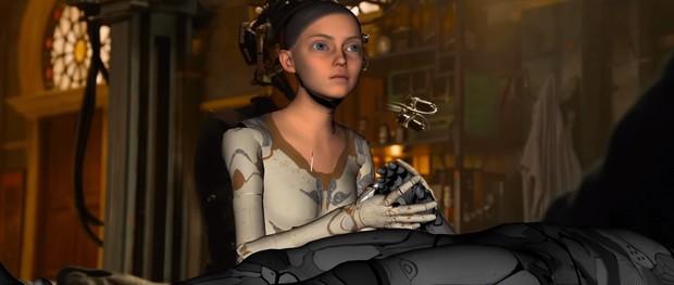 Hé lộ hậu trường tạo ra nữ chiến binh Alita đặc biệt bậc nhất màn ảnh rộng - Ảnh 5.