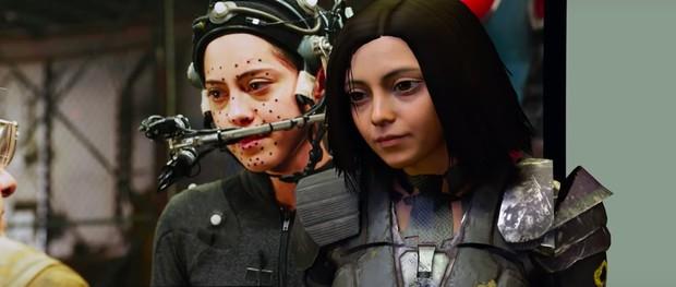 Hé lộ hậu trường tạo ra nữ chiến binh Alita đặc biệt bậc nhất màn ảnh rộng - Ảnh 9.