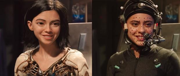 Hé lộ hậu trường tạo ra nữ chiến binh Alita đặc biệt bậc nhất màn ảnh rộng - Ảnh 8.