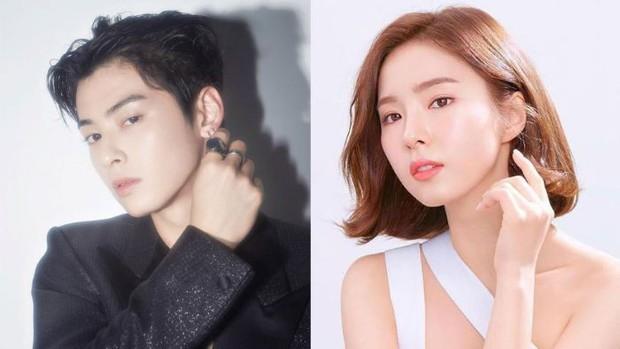 Cha Eun Woo đóng cặp với người này, cư dân mạng bàn tán: Lí nào trai đẹp đơ thì bỏ qua còn nữ đơ thì ném đá? - Ảnh 1.