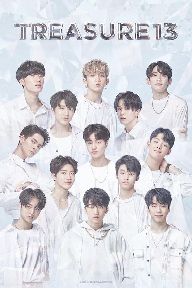 Với những lùm xùm trong cách quản lí nhóm nhạc, liệu YG có lo nổi cho một boygroup 13 thành viên? - Ảnh 1.