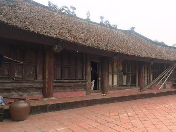 Chiếc đinh đóng lên cột đình khiến trai gái 2 làng trong hơn 400 năm không lấy nhau - Ảnh 2.