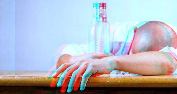 Nghiên cứu: Những người uống nhiều rượu có thể bị biến đổi gen - Ảnh 2.